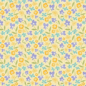 Floral Whimsy-Lakeside