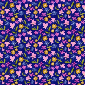 Floral Whimsy-Rainforest