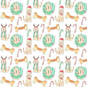 Christmas Goldendoodles