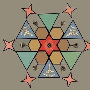 Geometry with poppy