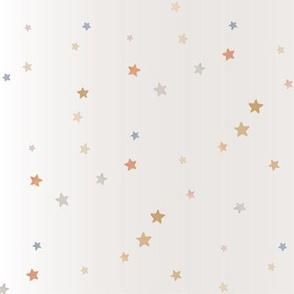 Lunar Lullaby Stars Medium (Coconut Milk)