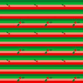 Holly  Stripe!