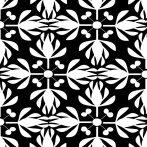 WHITE AND BLACK FORMAL FLORAL-01