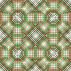 Mosaic Magic, 2100n