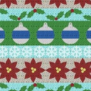 Fair Isle Christmas  by Shari Lynn's Stitches