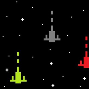 space pixels