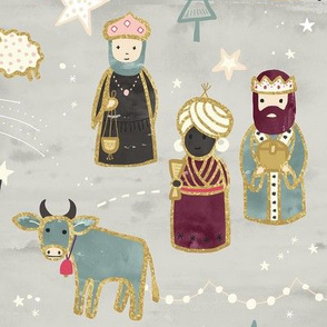 Nativity - the Birth of Jesus