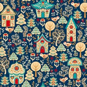 Fairy Houses.