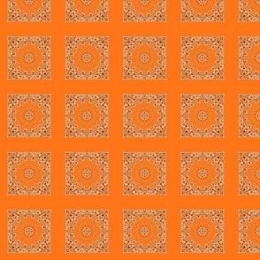 Minidanna A-Pumpkin Orange