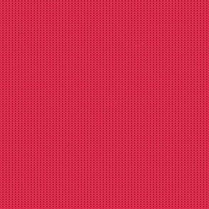 Knitted basic  | cyklame