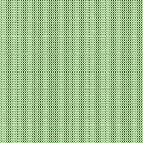 Knitted basic  | light jade
