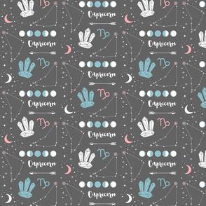 Capricorn Zodiac Sign Pattern
