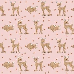 darling deer pink