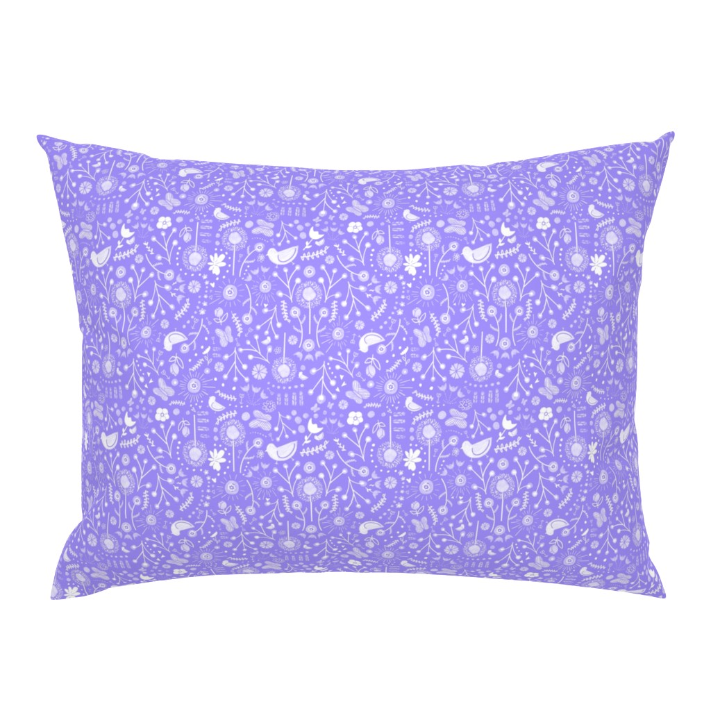 Campine Pillow Sham featuring Black Flamingo: Stripes & Dots by colettegorgas