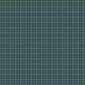 "Gordon Highlanders tartan, 1"" ancient colors"