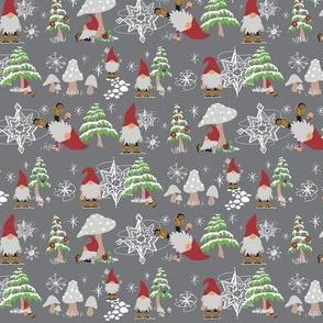 Winter Gnomes (Half Size)