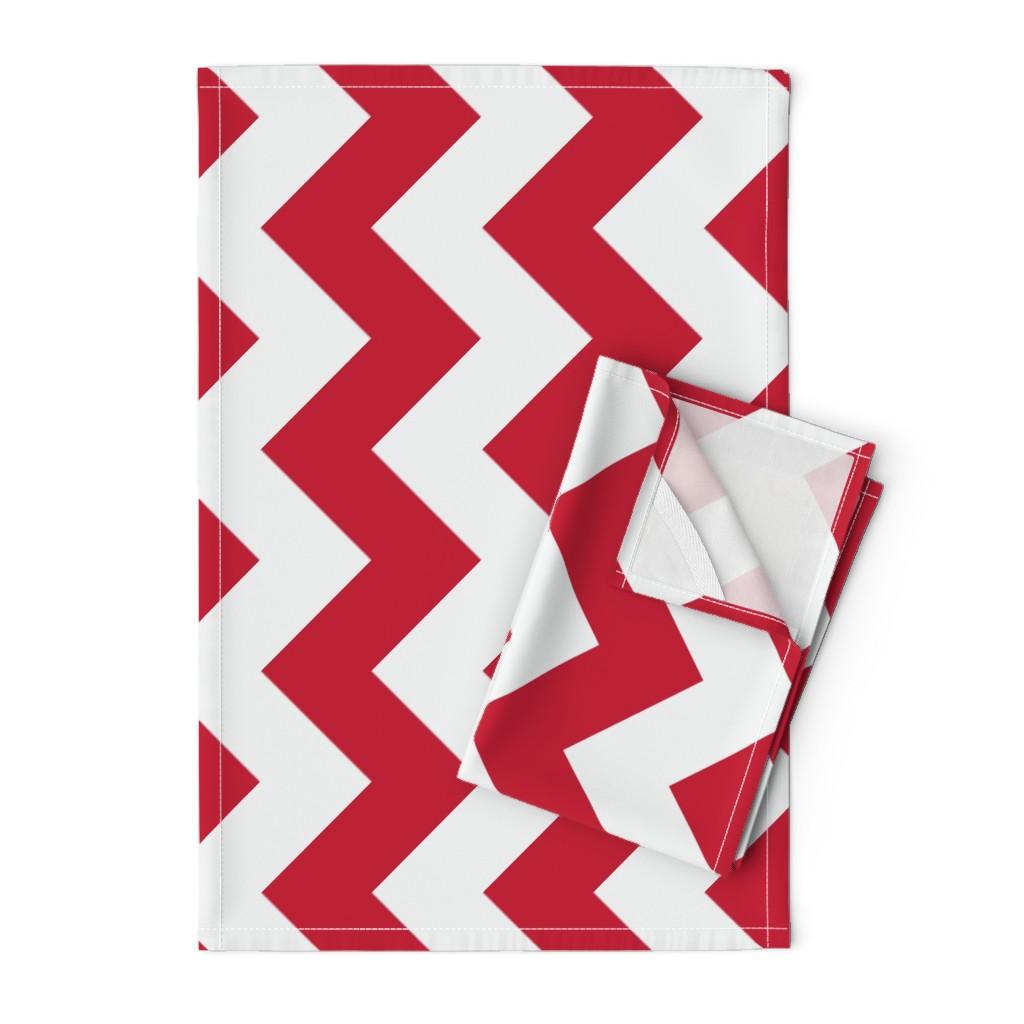 Orpington Tea Towels featuring UMBELAS ZIGGY 4 by umbelas