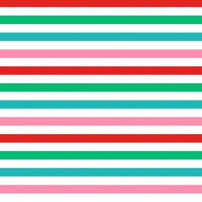 Holiday Stripe, Christmas stripes,