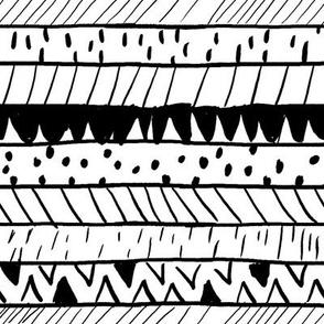 Mixed Tribal Patterns