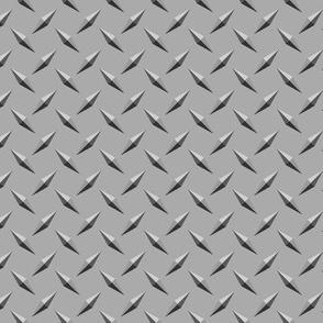 Diamondplate Diamond Plate Metal - SMALLER Repeat