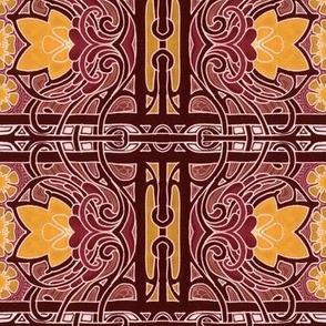Do the Nouveau Deco Rasberry Chocolate Twist