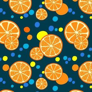Orange holiday