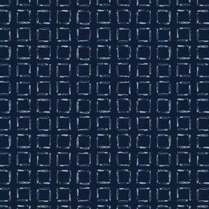 8204507-hand-drawn-squared-check-pattern-indigo-by-limolida