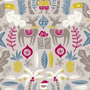 Holiday in the Tropics - Scandi