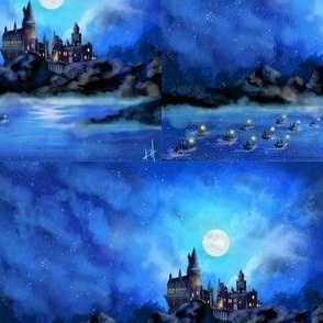 Journey to the Castle of Witches & Wizards