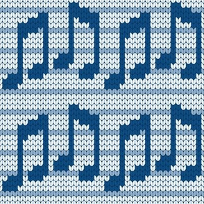 08210800 : knitted music