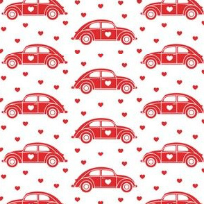 love bug - red