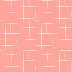 Atomic starburst pink