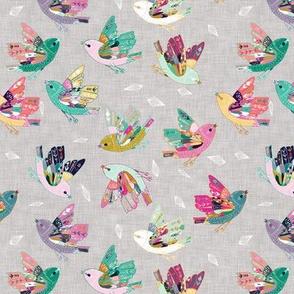 Joy Flight (linen) SML