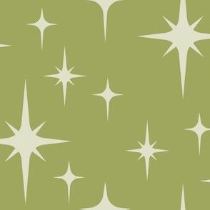 Atomic starburst green