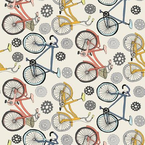Just Keep Pedalling - Rotated