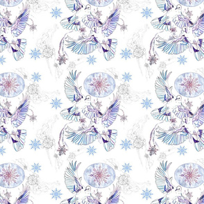2 Turtle Doves; 12 Days of Christmas
