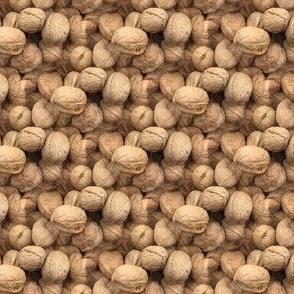 Walnuts | Seamless Photo Print
