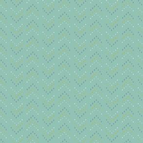 arrow dots mint