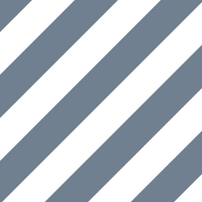 Slate Gray Grey Fresh White Color Large Simple Stripe Gift Present Candy Paper Pattern