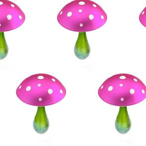 Glitter Mushroom