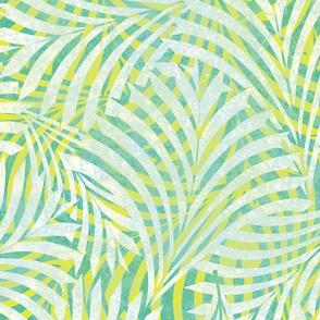 Loulu Palm Batik Atlantic on Margarita 250