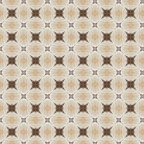 18-02m Wood Stars Neutral || Cream Tan Brown _ Miss Chiff Designs