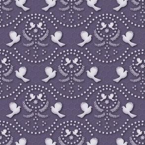 Tropical Birds 4 Colour
