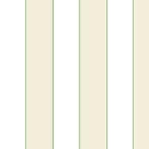 4 Block-Stripes Vanilla & Catnip by Friztin