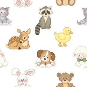 Baby Animals Nursery
