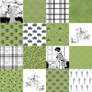 """Spring Cleaning Cheater Cloth 