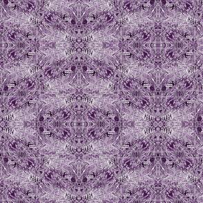 Mystic Pine Cones - Purple