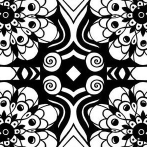 Floral Abstraction 1