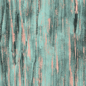 painted texture Blue Sage Jadeite blush