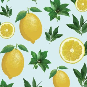 Lemon Love Blue